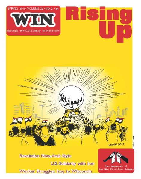 WIN Spring 2011 cover