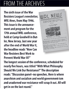 From the Archives: WRL News