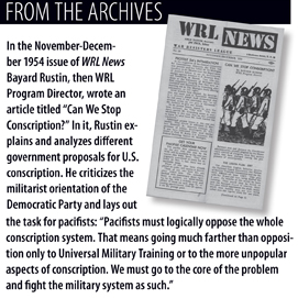 From the Archives: WRL News 1954