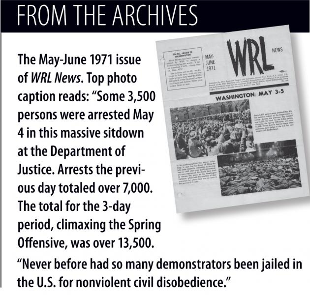 From the Archives: WRL News 1971