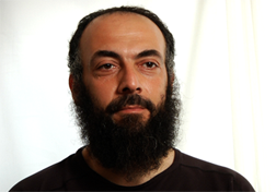 photo: Bisher al Rawi, a former Guantánamo detainee interviewed by the Witness to Guantánamo project. Courtesy of Witness to Guantánamo