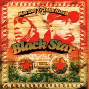 Black Star album cover