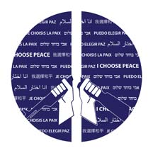 I Choose Peace logo