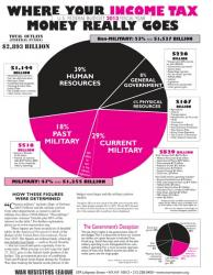 Alternate Text:  FY 2013 Pie Chart (front)