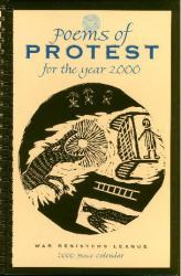 Poems of Protest 2000 Peace Calendar