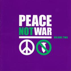 Peace Not War CD cover