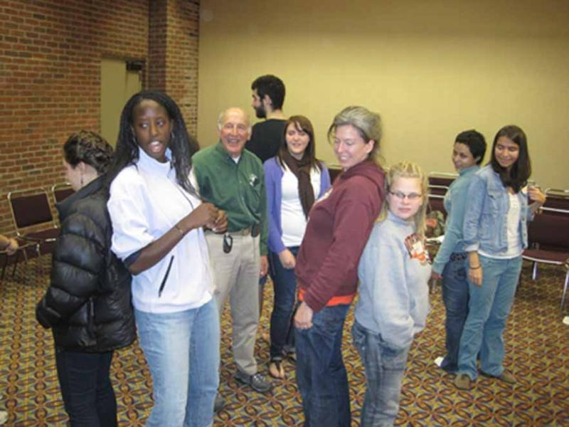 WRL nonviolence training 10-15-11