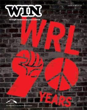 WIN Summer/Fall 2013: WRL - 90 Years