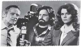 Still of Jack Lemmon, Michael Douglas and Jane Fonda in The China Syndrome