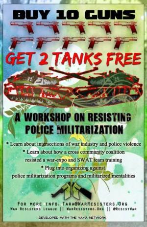 Buy 10 Guns, Get 2 Tanks Free