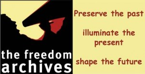 Freedom Archives logo