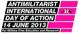 International Day of Action For Military-Free Education and Research