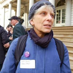 Ruth Benn of the WRL NYC Local