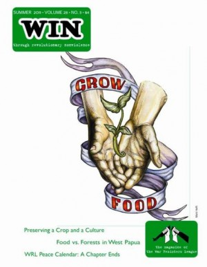 WIN Summer 2011: Grow Food