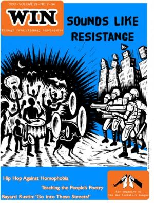 WIN Summer 2012: Sounds Like Resistance