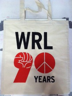 WRL 90th Anniversary Tote Bags