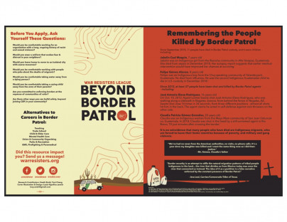 Beyond Border Patrol - front