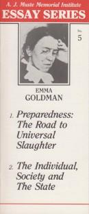 Two Essays by Emma Goldman