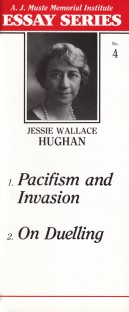 Two Essays by Jessie Wallace Hughan