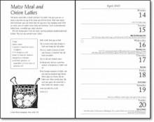 2003 Peace Calendar: Nourishing the Nonviolent Revolution inside pages