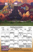 Syracuse Cultural Workers 2021 Peace Calendar - June