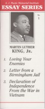 Essays by Martin Luther King, Jr. (English)