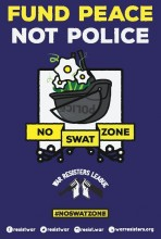 Peace not Police