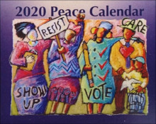 Syracuse Cultural Workers 2020 Peace Calendar cover