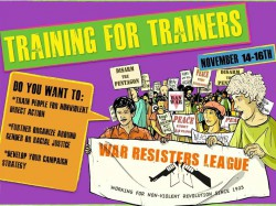 Training for Trainers: Training for Nonviolent Campaigns