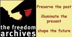 Freedom Archives logo
