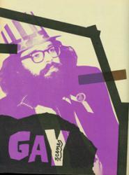 Allen Ginsberg collage, WIN 1969
