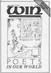 WIN, Poets In Our World, December 13, 1979