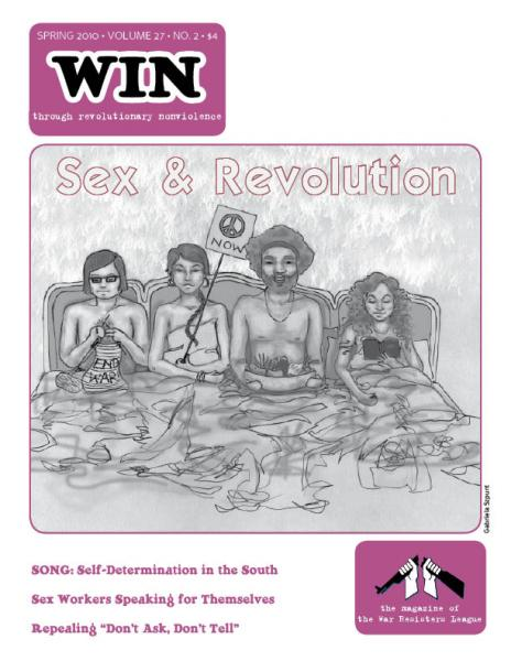WIN spring 2010 cover