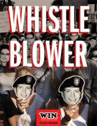WIN Vol 10, No. 4 Whistle Blower